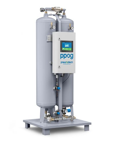 PPOG5 Oxygen generators (left side view)